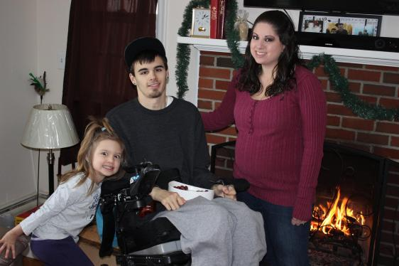 David, Brittney and Jadyn