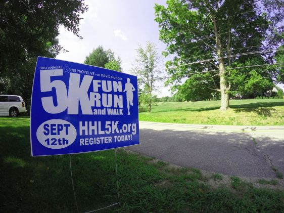 5K Signs